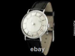 1958 Jaeger-LeCoultre/Vacheron & Constantin Diamant Mystery Cadran 14K Or