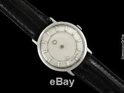 1963 Jaeger-Lecoultre Galaxy Diamant Mystery Cadran, 14ct Blanc or Mint