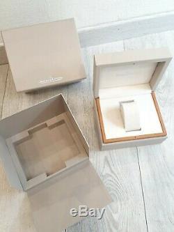 Boite De Montre Jaeger Lecoultre / Box For Watch Reverso Jaeger Lecoultre/ Ecrin