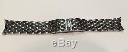 Bracelet Acier Montre Jaeger Lecoultre Master Compressor 19 MM @ Jlc Strap @ Top