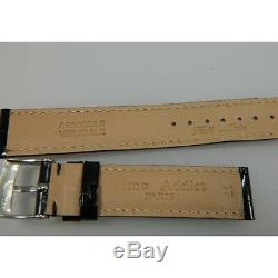 Bracelet crocodile 17mm