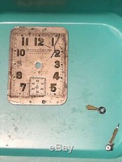 Cadran Jaeger Lecoultre Reverso 1930s 1940s Radium Pour Restauration Ou Pièces