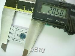 Cadran montre vintage Jaeger LeCoultre reverso Zifferblatt. Dial 6