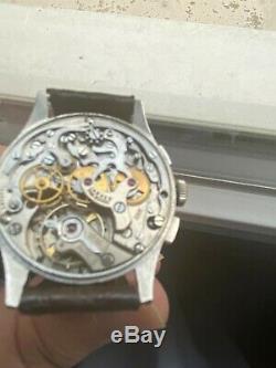 Chronographe jaeger calibre universal 285