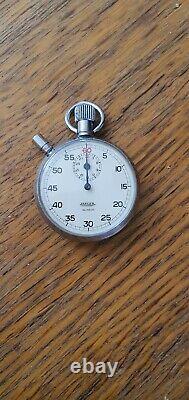 Chronometre sport jaeger lecoultre incabloc