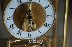 Horloge de table/ Mantle Clock Atmos -Jaeger LeCoultre années 60