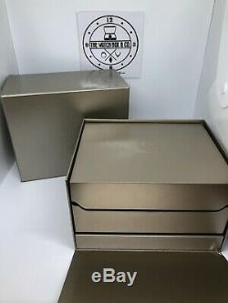 JAEGER- LECOULTRE BOÎTE POUR MONTRE ECRIN BOX ESTUCHE 20x16x9 Cm R-186