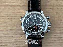 JAEGER-LECOULTRE Master Compressor Extreme World Chronograph Box / Papers