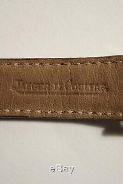 JAEGER-LECOULTRE RESERVE DE MARCHE EN ACIER, AUTOMATIQUE, GRAND DIAMÈTRE (37 mm)
