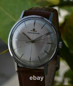 JAEGER LECOULTRE Ultra Thin cal. P 800 C vintage watch 2285 34 mm