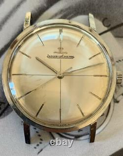 JAEGER-LECOULTRE Ultra Thin cal. P 800 C vintage watch 2285 34 mm