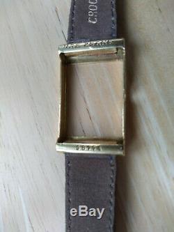 JAEGER LECOULTRE étanche or et acier