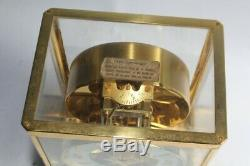 JAEGER LeCOULTRE Pendule Atmos 5005 (49341)