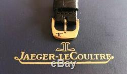 JAEGER LeCOULTRE Reverso, lady, 19x33mm, classique, or/acier, excellente