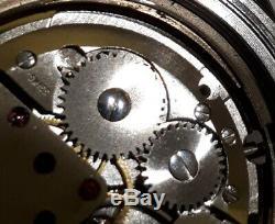 JAEGER mécanisme Suisse mecanique distribuée par jaeger le coultre année 70