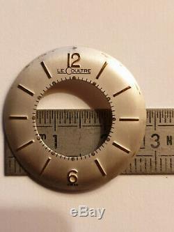 Jaeger LeCoultre Cadran 1956 + aiguilles Memovox JLC dial + hands watch parts