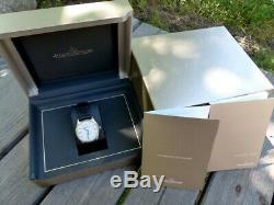 Jaeger LeCoultre Geophysic True Second Q8018420 Full Set Mint Condition