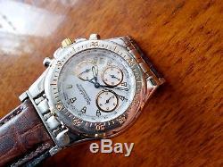 Jaeger LeCoultre Kryos 10 ATM Chronographe 25 Jewels