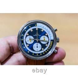 Jaeger-LeCoultre Manuel Automatique Chronographe 1970s