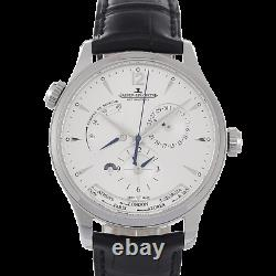 Jaeger-LeCoultre Master Geographic 1428421 2020 Acier inoxydable
