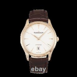 Jaeger-LeCoultre Master Ultra Thin Date 1232510 2020 Or Rouge