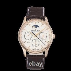 Jaeger-LeCoultre Master Ultra Thin Perpetual 1302520 2016 Or Rose