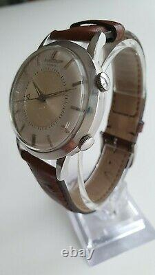 Jaeger-LeCoultre Memovox Automatic Jumbo Alarm Watch Cal. 815