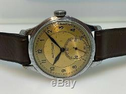 Jaeger-LeCoultre Men 1950-1959 vintage watch military P469/A