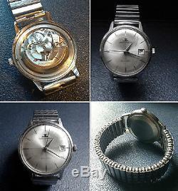 Jaeger LeCoultre Montre de collection / Bracelet Flixo Flex Collection 1950