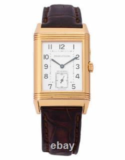 Jaeger-LeCoultre Reverso Day Night 270.2.54 Or Rose Automatique Montre, 2010