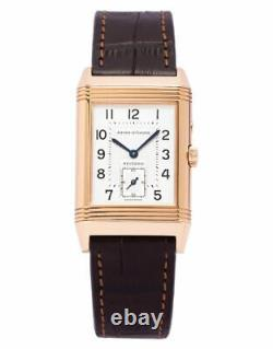 Jaeger-LeCoultre Reverso Day Night 270.2.54 Or Rose Automatique Montre, 2011