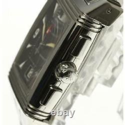 Jaeger-LeCoultre Reverso Homme Noir Automatique Ref. 295.8.59 Chronographe 28mm