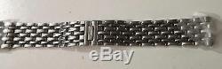 Jaeger LeCoultre Reverso, bracelet complet, acier (steel), 17 x 135 mm