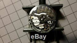 Jaeger LeCoultre triple date à phase de lune cal 888 444 JLC Moonphase A réparer