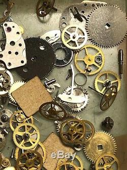 Jaeger Lecoultre 916 Memovox Parts Nos And Used Guenine