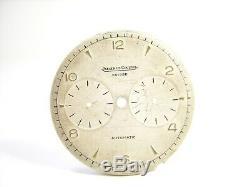 Jaeger Lecoultre Futurematic Cadran Vintage Vintage Dial