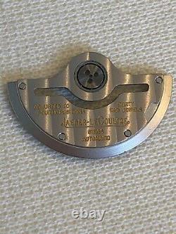 Jaeger Lecoultre Master Control. 888 889 887 886 Oscilating Weight Original Use
