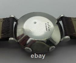 Jaeger Lecoultre Memovox En Acier Cal P489/1 De 1950 C89p3
