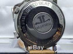 Jaeger Lecoultre Memovox Speed-beat