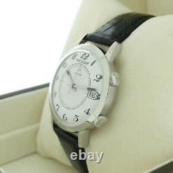 Jaeger Lecoultre Memovox Vintage E855 Date Alarme Cal. 825 Automatique B+P 1968