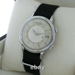 Jaeger Lecoultre Memovox Vintage Ref 855 Date Alarme Cal. 825 Automatique