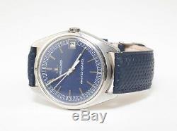 Jaeger-Lecoultre Oyster Bleu Master Quartz de 1970