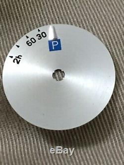 Jaeger Lecoultre Rare Memovox Parking Nos Guenine Disk Lot