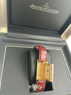 Jaeger Lecoultre Reverso Grand Taille Duoface Day & Night 270.2.54 270254