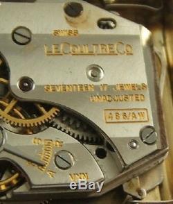 Jaeger Lecoultre Triple Date Et Phase De Lune De 1950 C127p7