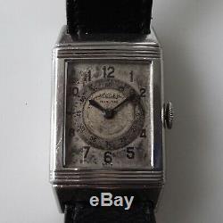 Jaeger Lecoultre reverso vintage 1930's