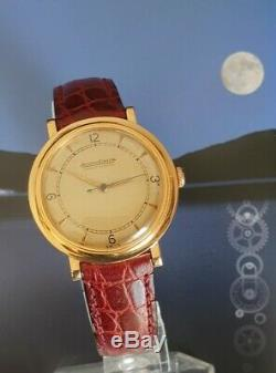 Jäeger lecoultre Or 18 Carats