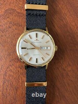 Jaeger lecoultre automatic day date