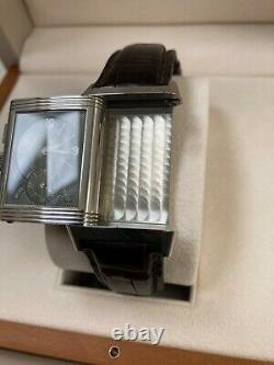 Jaeger lecoultre reverso duoface night and day