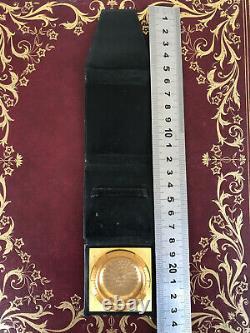 LeCoultre Travel Memovox Case & Leather pouch